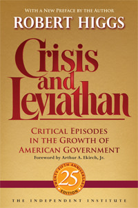 [AD: Crisis and Leviathan by Higgs]