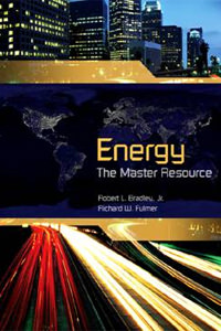 Energy: Th Master Resource cover