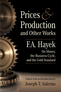[AD: Prices and Production by Hayek]