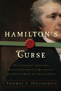 Hamilton's Curse cover