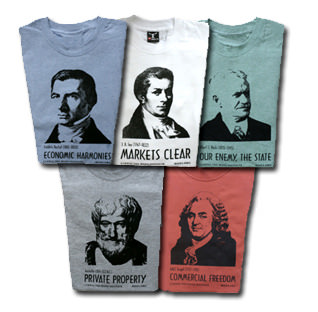 Champions of Liberty T-Shirts: Full Collection