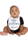 Babies Are Praxeologists Bib