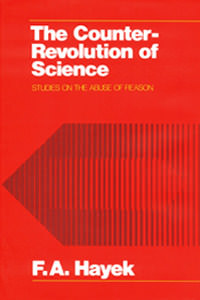 Counter-Revolution of Science Paperback