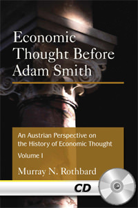 Austrian Perspective on the History of Economic Thought - MP3 CD