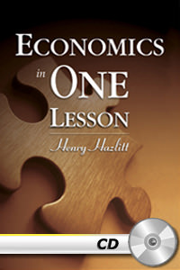 Economics in One Lesson - MP3 CD