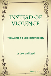 Instead of Violence - Digital Book
