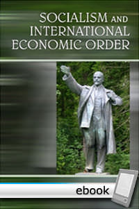 Socialism and International Economic Order - Digital Book