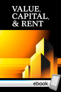 Value, Capital, and Rent - Digital Book
