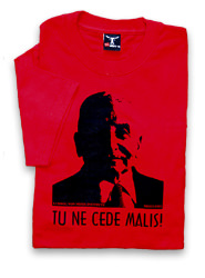 Mises T-Shirt Red