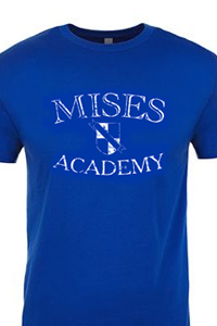 Mises Academy Premium Fitted T-Shirt
