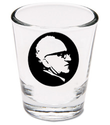 Shot Glass - Rothbard
