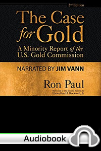 Case for Gold Pocket Edition - Audiobook