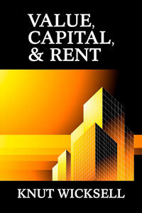 Value, Capital, and Rent