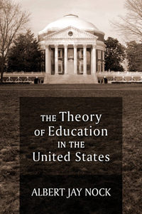 Theory of Education in the United States