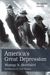 America's Great Depression (Pocket Edition)