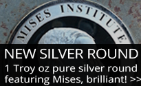 Mises Silver Round