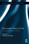 Economic Theory of Costs: Foundations and New Directions