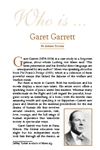 Who is Garet Garrett?