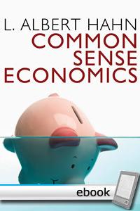 Common Sense Economics - Digital Book