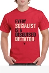 Every Socialist Premium Fitted T-shirt