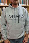 Mises Institute Hooded Sweatshirt