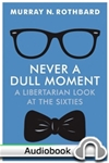 Never a Dull Moment - Audiobook