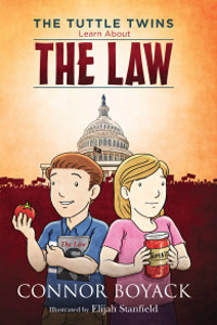 Tuttle Twins Learn About the Law