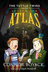 Tuttle Twins and the Search for Atlas