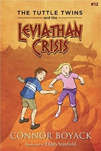 Tuttle Twins and the Leviathan Crisis