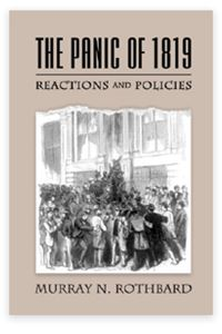 Panic of 1819: Reactions and Policies