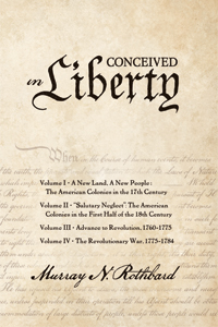 Conceived in Liberty, Volumes 1-4