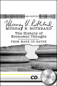 History of Economic Thought: From Marx to Hayek, The - MP3 CD