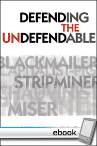Defending the Undefendable - Digital Book