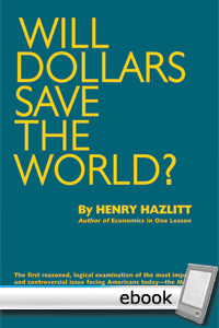 Will Dollars Save the World? - Digital Book