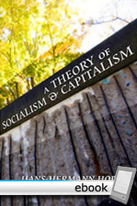 Theory of Socialism and Capitalism - Digital Book