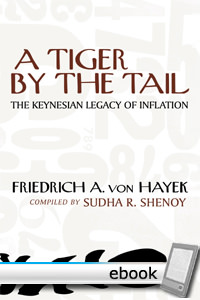 Tiger by the Tail - Digital Book