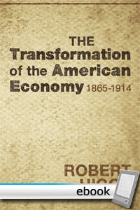 Transformation of the American Economy 1865-1914 - Digital Book