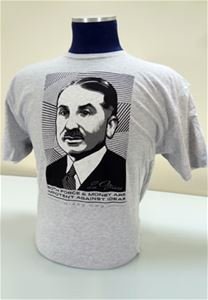 Mises Premium Fitted T-shirt