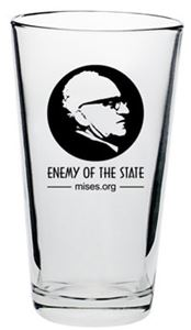 Rothbard 20 oz. Pub Glass