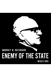 Sticker - Enemy of the State