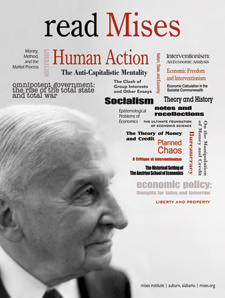 Read Mises Poster