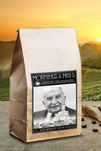 Mornings with Mises - Whole Bean Coffee