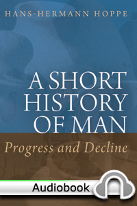 Short History of Man: Progress and Decline - Audiobook