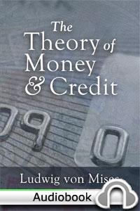 Theory of Money and Credit - Audiobook
