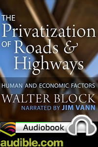 Privatization of Roads and Highways - Audiobook