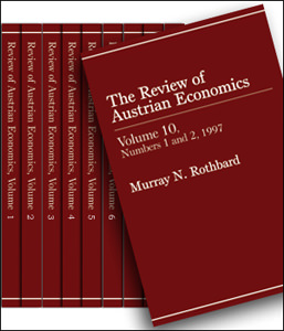 Review of Austrian Economics, Full Collection