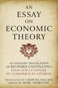 Essay on Economic Theory, An
